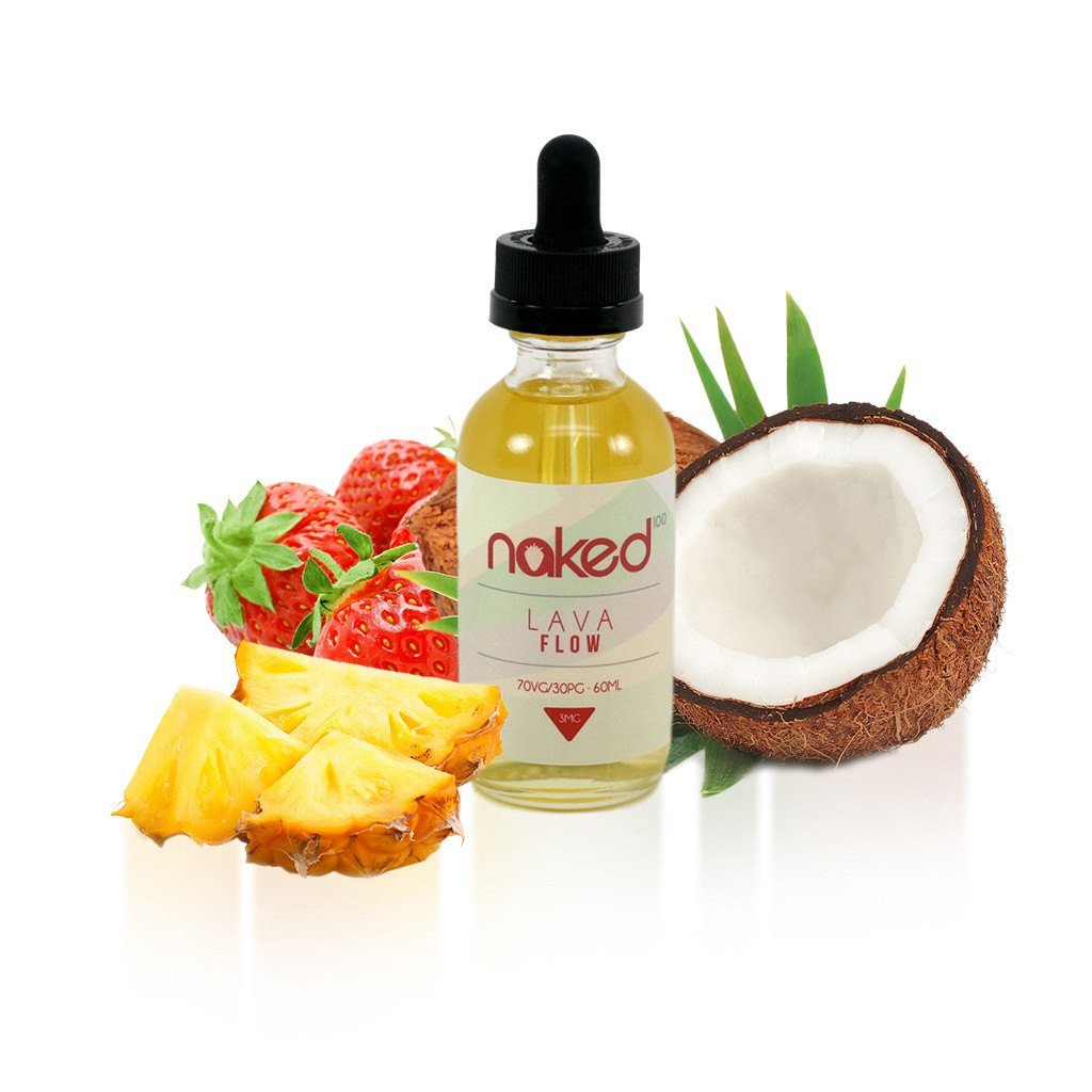 Lava Flow by Naked 100 E-Liquid Review