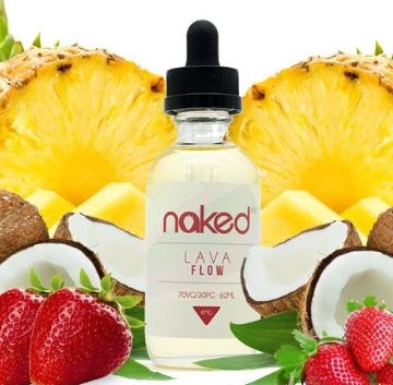 Naked 100 Lava Flow Vape Juice Review