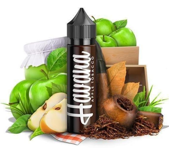 Apple Tobacco E-Juice by Havana Juice Review